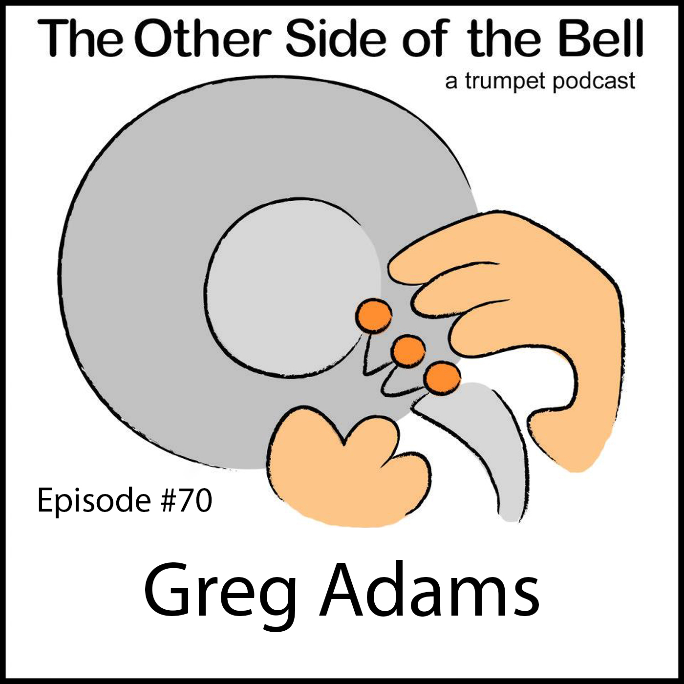 Greg Adams Podcast Logo