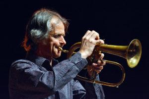 Markus Stockhausen Playing Flugelhorn