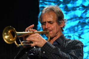 Markus Stockhausen Playing Trumpet