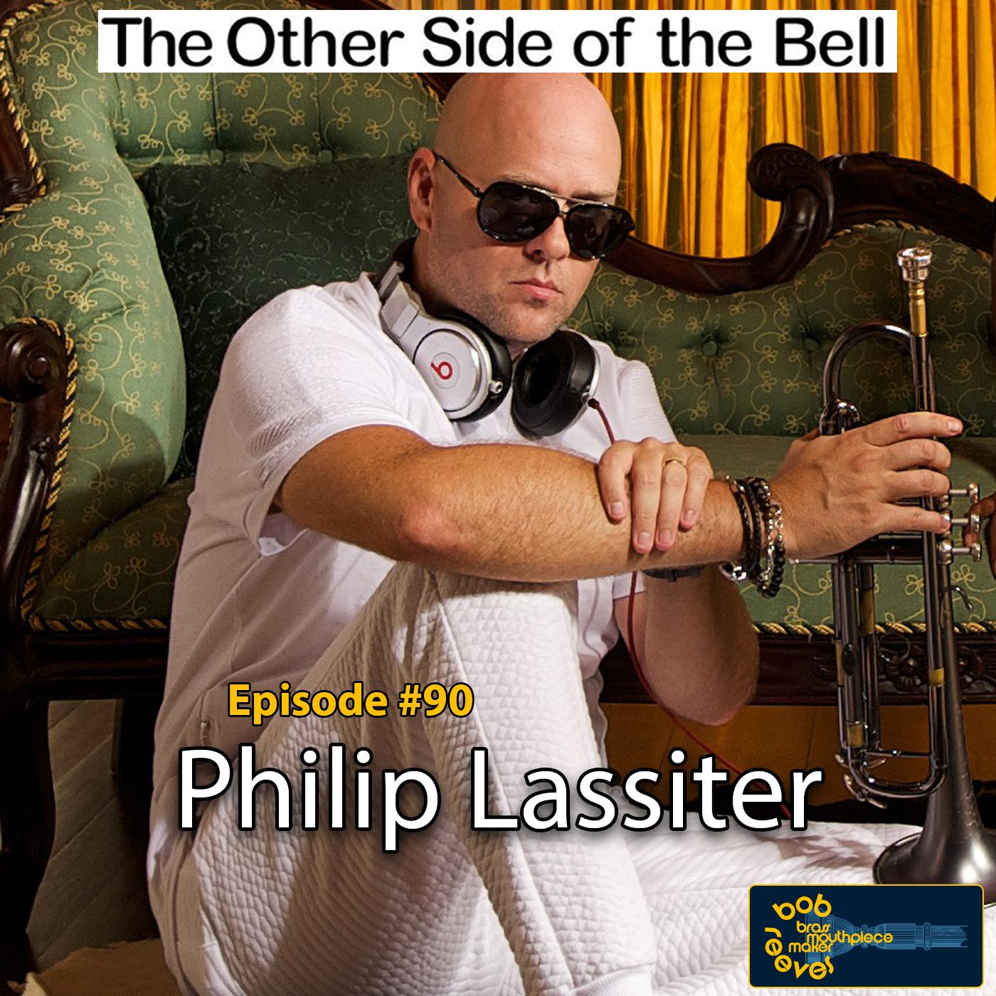 Logo for Philip Lassiter podcast episode